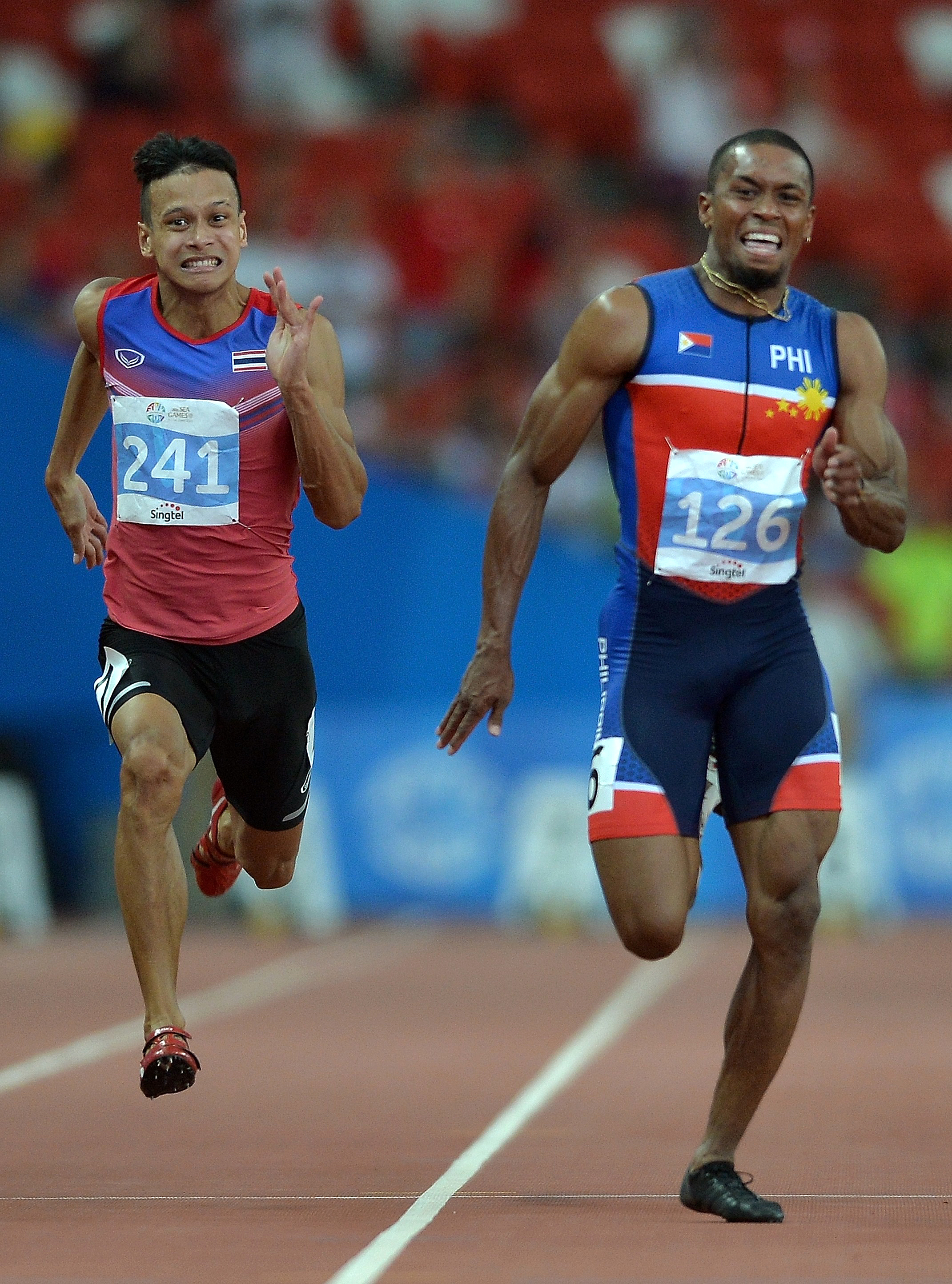 Eric Cray LOOK Philippines39 Eric Cray is Southeast Asia39s fastest