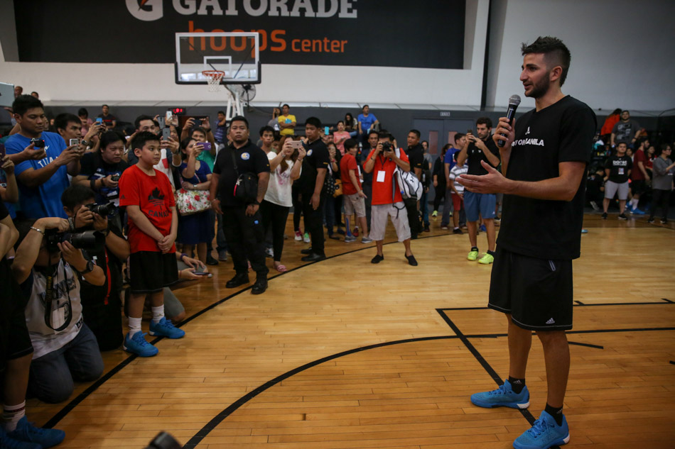Nba basketball player abs