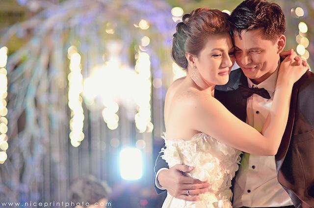 Rustom padilla and carmina wedding pictures