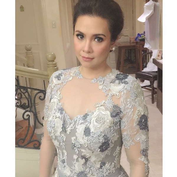 Wedding Sponsor Gowns: IN PHOTOS: Toni Gonzaga And Paul Soriano's Wedding