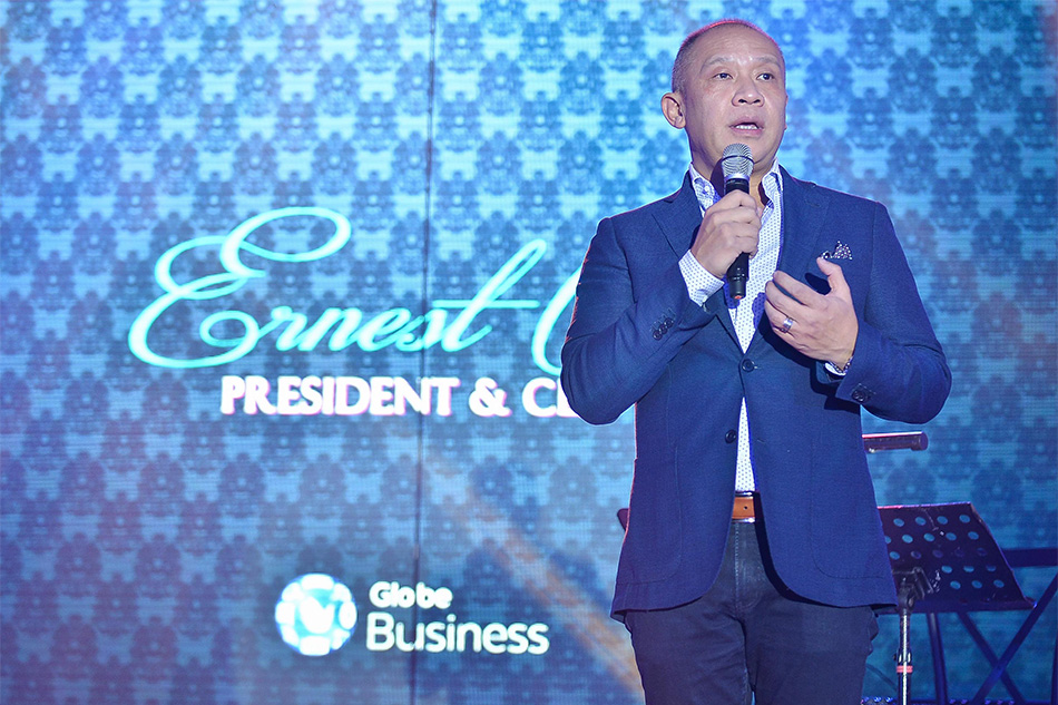 Globe Business celebrates another milestone year with top PH business leaders, CEOs