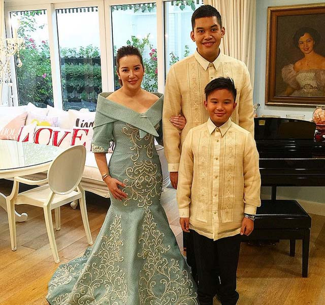 Throwback: Kris Aquino\'s SONA outfits   ABS-CBN News