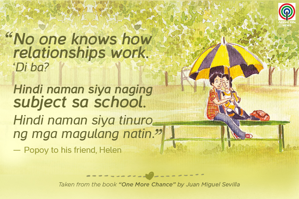 Hugot sa tag-ulan: 13 quotes from 'One More Chance' | ABS