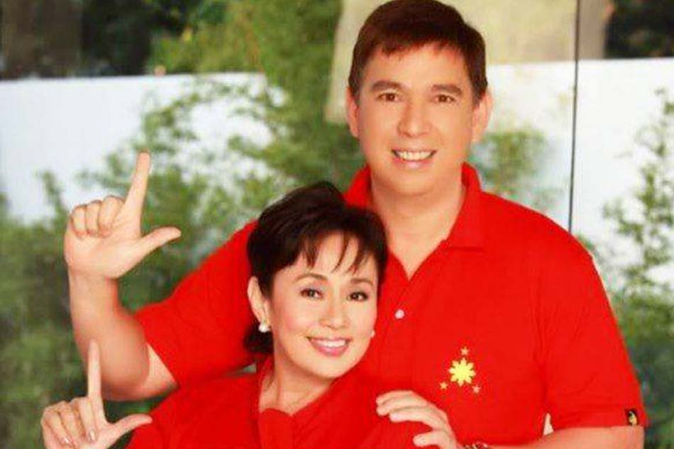 12 Filipino politicians with celebrity wives 3