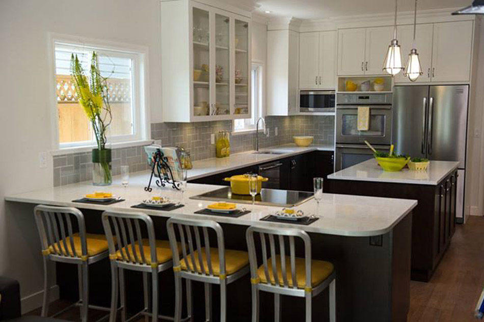 Do Property Brothers Paint Kitchen Cabinets