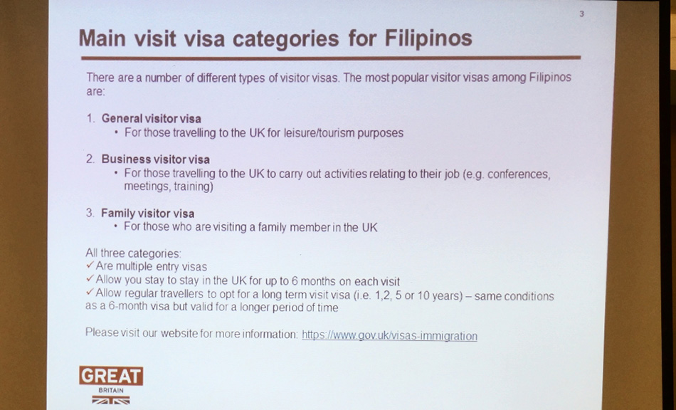 UK visa application: 10 things you need to know | ABS-CBN News