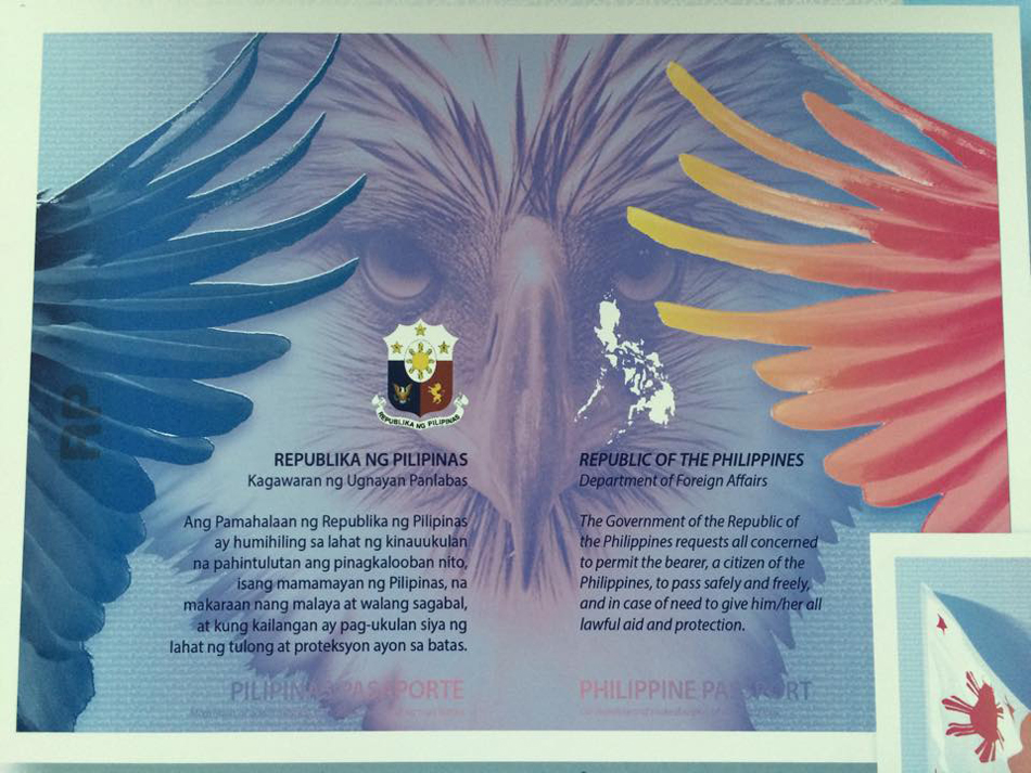 LOOK: What new Philippine e-passports will look like 3