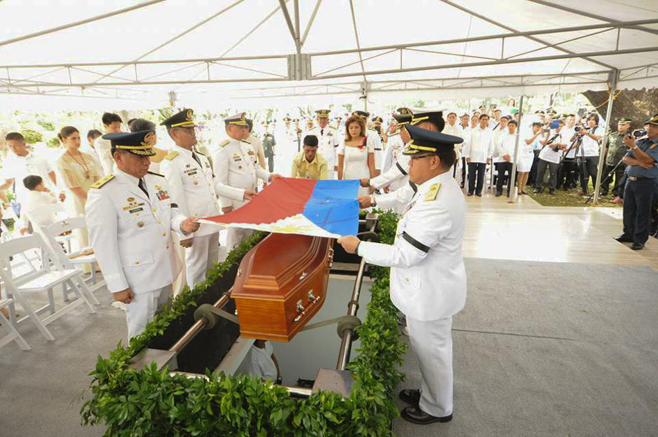11/18/16: The day Ferdinand Marcos was buried;