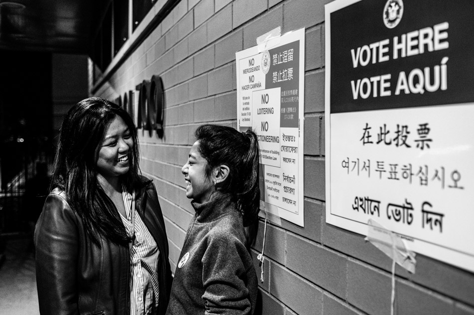 Voting in New York through the eyes of Pinoys;