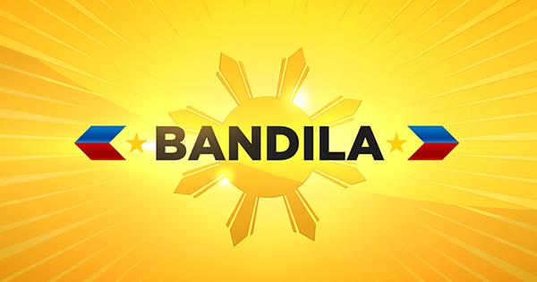 Image result for bandila abs cbn logo