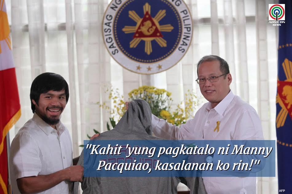 6 Quotable Quotes of PNoy 1
