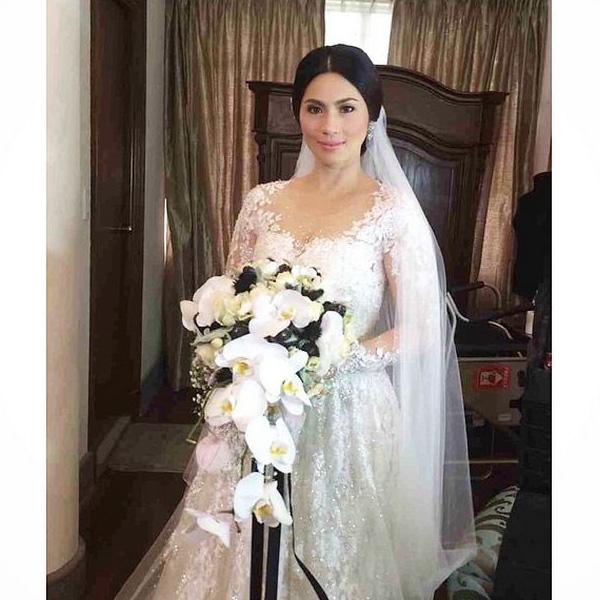 Radiant Bride Wedding Video Photography: IN PHOTOS: Diana Zubiri As Radiant Bride