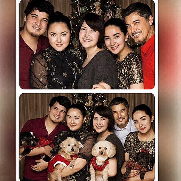 IN PHOTOS: Liezl Martinez's moments with her family 1