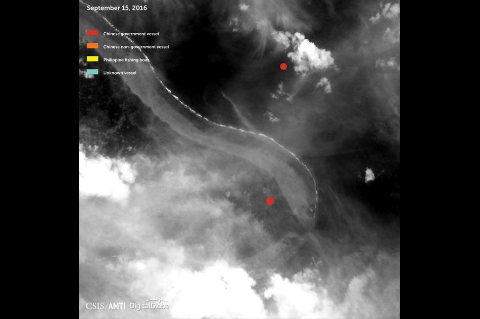 China still blocking access to Scarborough Shoal, says think tank 3