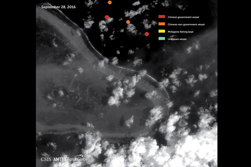China still blocking access to Scarborough Shoal, says think tank 7