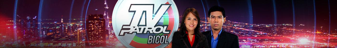 TV Patrol Bicol | Mga Patrol ng Pilipino: Nagbabalita at